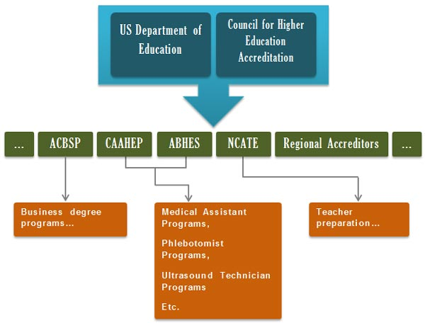 accreditation pyramid